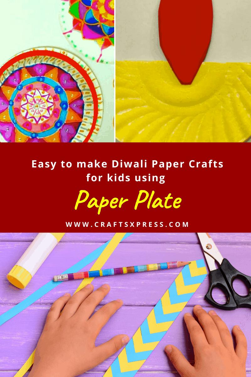 Easy Diwali Paper Crafts for Kids (1)