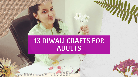 13 Super Easy Diwali Paper Crafts for Adults