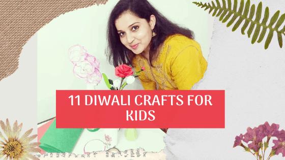 11 Super Easy Diwali Paper Crafts for Kids