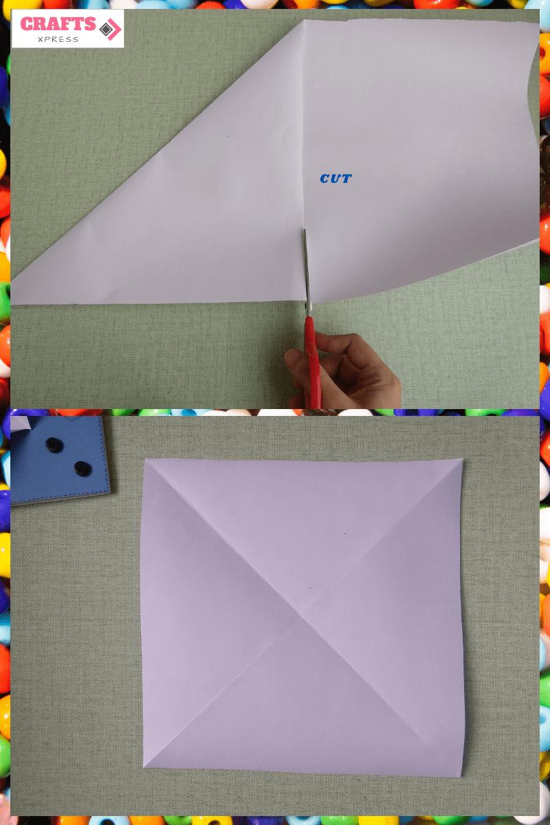 cut the square