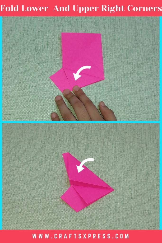 paper star folding
